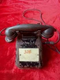 民国手摇电话