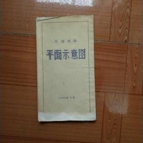 沂淮铁路平面示意图