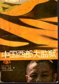 纪实文学丛书.中国西部大监狱