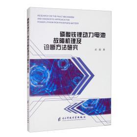 磷酸铁锂动力电池故障机理及诊断方法研究