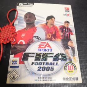 游戏光盘 FIFA2005(1CD)