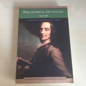 Philosophical dictionary(英语原版,伏尔泰《哲学辞典》,从法语转译)