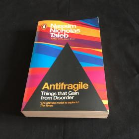 Antifragile: Things that Gain from Disorder[反脆弱:从不确定性中受益]