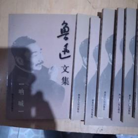 鲁迅文集(全24册,第一至第24册)