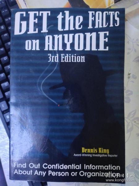 Get the Facts on Anyone (Get the Facts on Anyone)3rd Edition