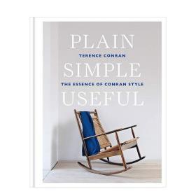 Plain Simple Useful 室内设计师Terence Conran 居住空间装潢