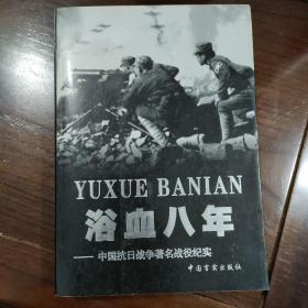 浴血八年——中国抗日战争著名战役纪实