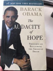 The Audacity of Hope:Thoughts on Reclaiming the American Dream