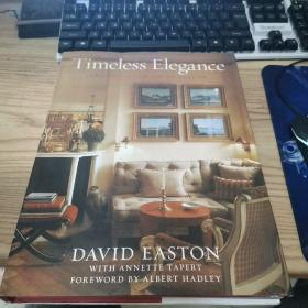 Timeless Elegance:The Houses of David Easton永远的优雅