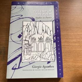 The End of the Poem:Studies in Poetics (Meridian: Crossing Aesthetics)