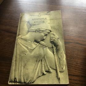 企鹅丛书 the ethics of Aristotle : the nicomachean ethics 亚里斯多德 伦理学