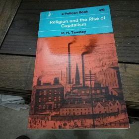 企鹅丛书 鹈鹕丛书 religion and the rise of capitalism 宗教和资本主义的兴起