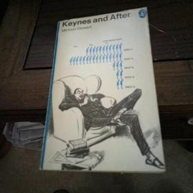 企鹅丛书 鹈鹕丛书 Keynes and after 凯恩斯及之后