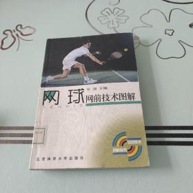 网球网前技术图解