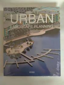 Urban Landscape Planning 城市景观规划设计图书
