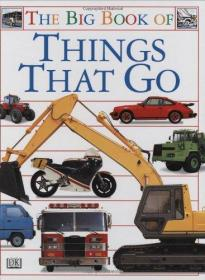 Big Book Of Things That Go