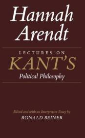 Lectures on Kant's Political Philosophy:康德的政治哲学