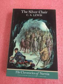 The Silver Chair (full color) 纳尼亚传奇:银椅(全彩版)
