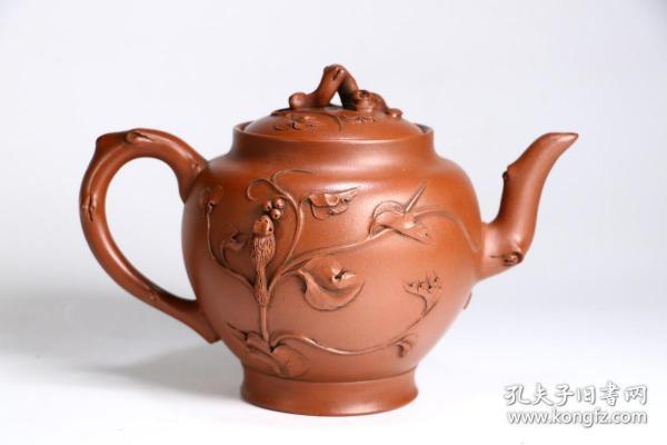 旧藏 紫砂壶