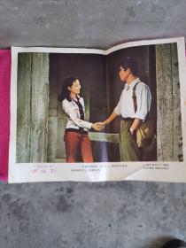庐山恋电影海报8张合售