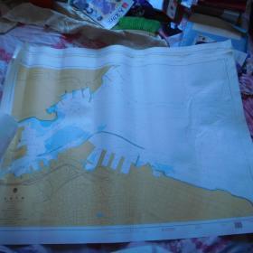 航海图--中国、黄海------大连内港(1100*800)