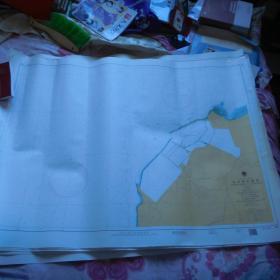航海图--中国、渤海、辽东半岛------长兴岛 北港区(1100*800)
