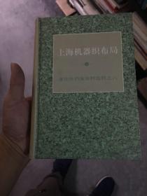 上海机器织布局
