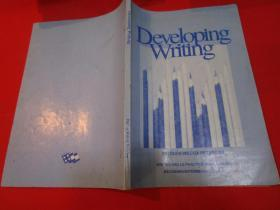 DEVELOPING WRITING/PATRICIA WILCOX PETERSON/143Pages