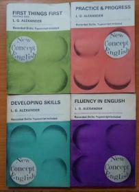 新概念英语1-4