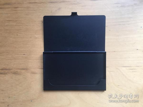 商务名片卡夹 办公室用  不锈钢   (企业定制)