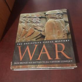 THE DEFINITIVE VISUAL HISTORY WAR