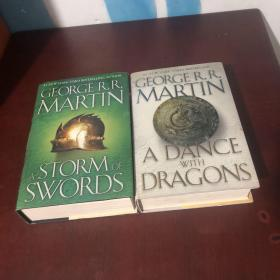 george r r martin a dance with dragons 1 2