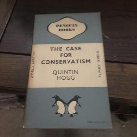 企鹅丛书 the case for conservatism 霍格 为保守主义辩护