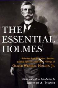 [全新进口原版现货]奥利弗·温德尔·霍姆斯:本质的霍姆斯Essential Holmes9780226675541