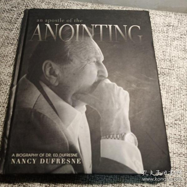 an apostle of the anointing
