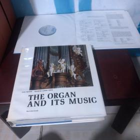 ORGAN AND ITS MUSIC  带黑唱片两张