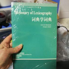 词典学词典