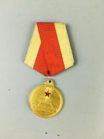 解放初期解放奖章