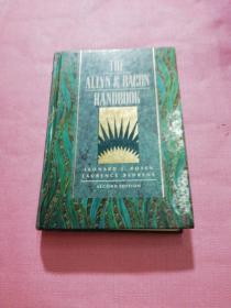 THE ALLYN & BACON HANDBOOK (second edition 阿林和培根手册第二版 英文原版 精装16开)