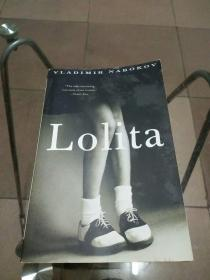 Lolita VLADIMIR NABOKOV【洛丽塔】 英文原版书