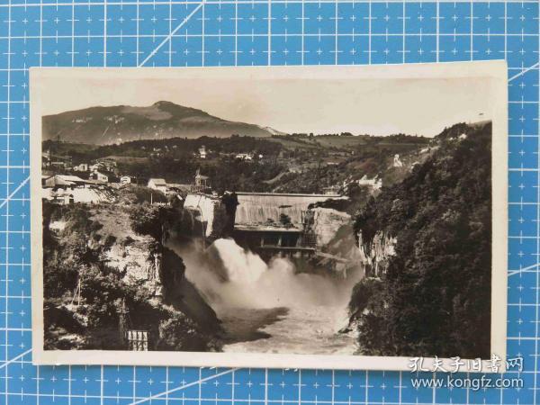 98#欧洲百年景物人物建筑-收藏集邮绘画-复古手账-外国邮政-空白明信片