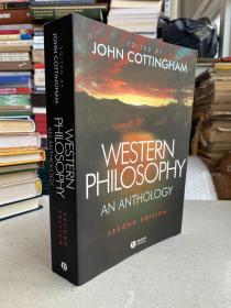 Western Philosophy:An Anthology (Blackwell Philosophy Anthologies)英文原版 西方哲学选集(布莱克韦尔哲学选集)