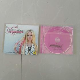 CD光盘~艾薇儿,美丽坏东西。