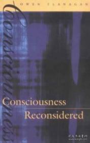 Consciousness Reconsidered (bradford Books)