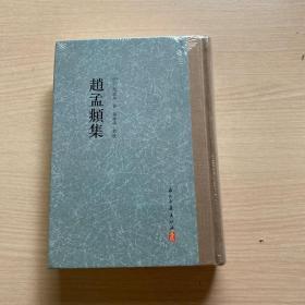 赵孟頫集(全新未开封)