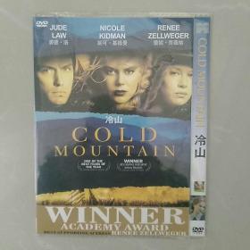 DVD光盘,冷山