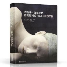"""布鲁诺·瓦尔波特 """"沉默的情感""""展览同名画册 中国美术学院 正版全新"""