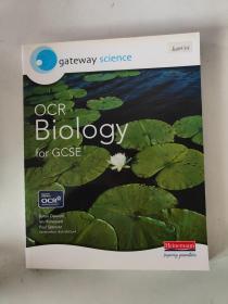 【外文原版】OCR Biology for GCSE