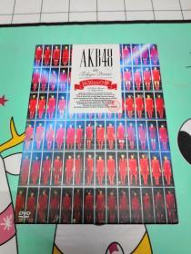 正版影像DVD,AKB48 in Tokyo Dome 1830m の梦