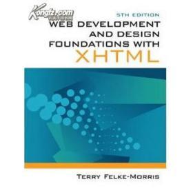 特价Web Development and Design Foundations with XHTMLTerry F